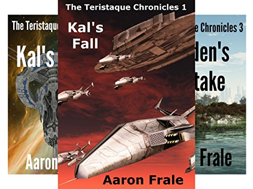 The Teristaque Chronicles (6 Book Series)