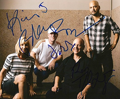 ROCK BAND Pixies autographs, In-Person signed photo