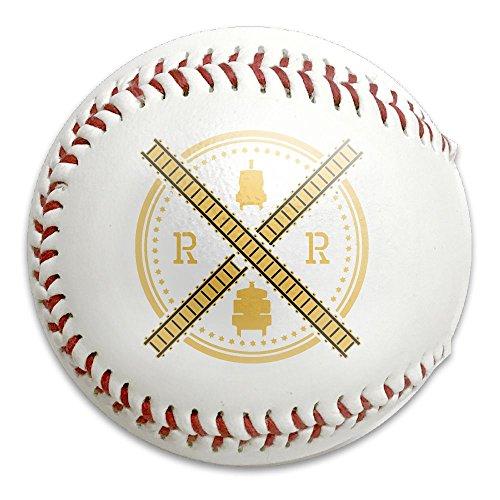 ssing Sign-1 Baseballs/Softballs,Advance Baseball,Reduce Impact Safety Practice Baseball (Puerto Rico Railroad)