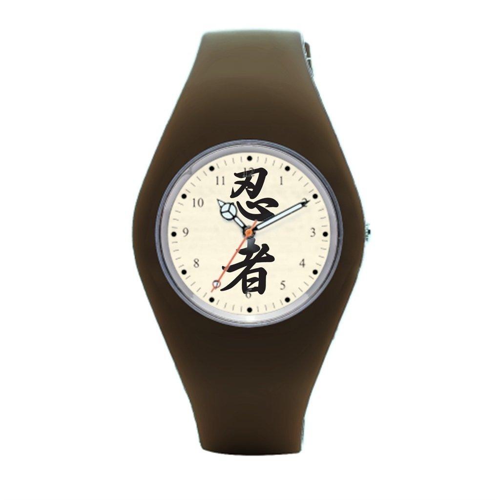 Reloj de pulsera deportivo Ninja Kanji mejor deporte relojes ...
