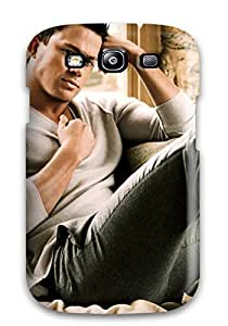 Premium Channing Tatum Heavy-duty Protection Case For Galaxy S3