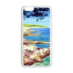 "Beautiful seashore scenery Phone Case for iPhone 6 Plus 5.5"""
