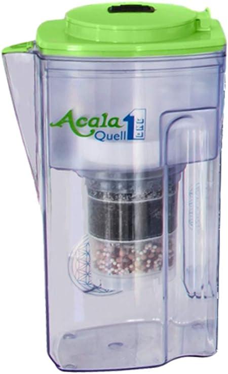 Filtro de agua AcalaQuell One | Jarra con filtro de agua | Verde ...