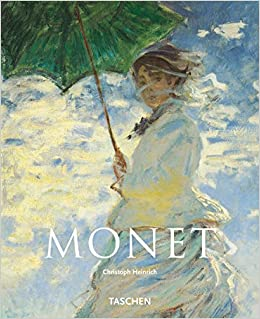 the early paintings of claude monet