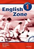 img - for English Zone 1: Workbook with CD-ROM Pack by Rob Nolasco (2007-07-26) book / textbook / text book