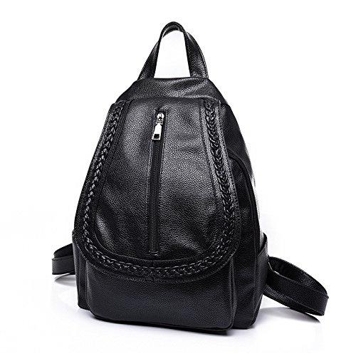 Mefly Las Mujeres De Moda Bolso Bandolera Nueva Marea Todos-Match Package Claret black