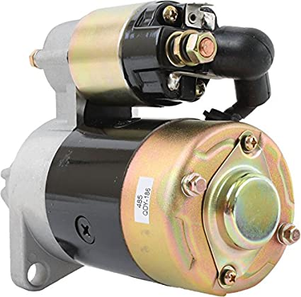 NEW STARTER YANMAR INDUSTRIAL ENGINE L40S L60S LS100 LS75 All Years
