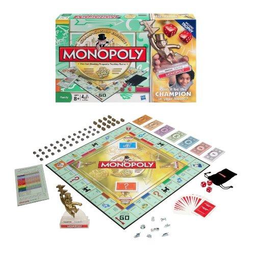 Monopoly Family Championship (Monopoly Clone Wars)