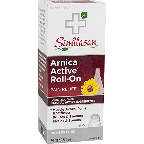 Similasan Arnica Active Roll-On 74ml/2.5 fl oz