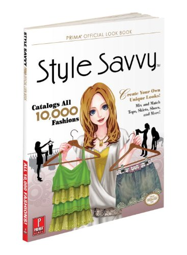 Style Savvy: Prima Official Game Guide (Prima Official Game Guides)