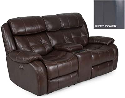 1429 Coventry Grey Loveseat