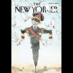 The New Yorker, March 14th 2011 (Jill Lepore, Louis Menand, Robert Coover)