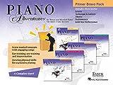 Hal Leonard Piano Adventures Primer- Bravo Pack - Best Reviews Guide