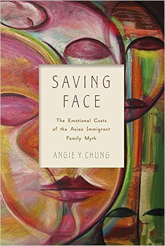 Saving face asian