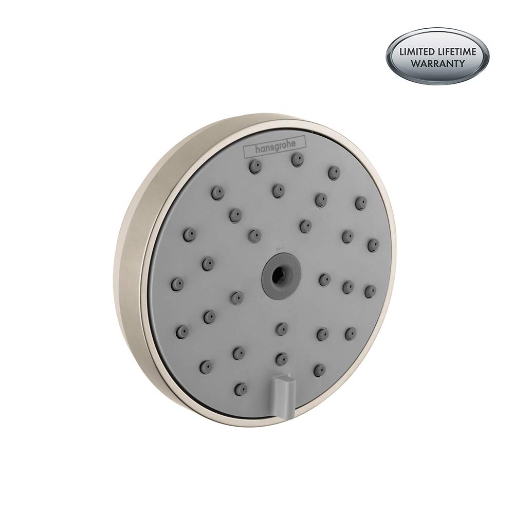 Hansgrohe 28477821 Raindance AIR Body Spray, Brushed Nickel