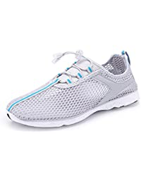 "<span class=""a-offscreen"">[Sponsored]</span>Men's Mesh Slip On Quick Drying Water Shoes"