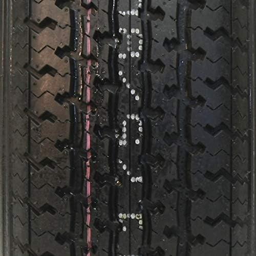 New ST205//75R15 Premium Trailer King ST Radial Tires 8Ply 2057515 TKS49 4 Four