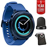 Samsung Gear Sport (Charging Kit, Blue)