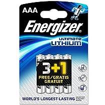 energizer pila de litio