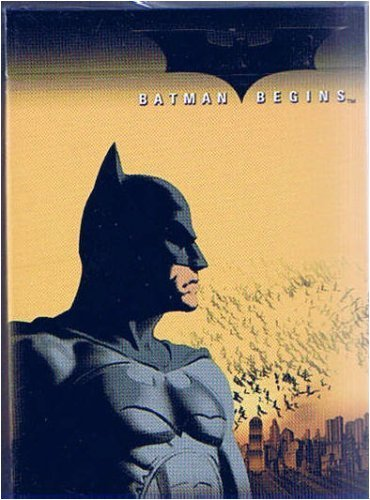 Batman Begins Playing Cards ()