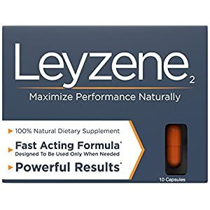 Leyzene₂ The Most Effective Natural Testosterone Booster for Rapid Performance Male Enhancement! Doctor Certified!