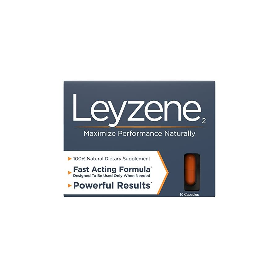 Leyzene₂ w/Royal Jelly. The New Most Effective Natural Amplifier for Performance, Energy, and Endurance! Doctor Certified!