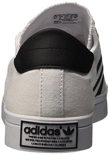 adidas Herren Courtvantage Basketballschuhe Mehrfarbig (Ftwwht/Cblack/Metsil)