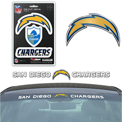 Los Angeles Chargers Steering Wheel Covers Price Compare