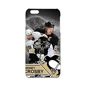 NHL Sidney crosby Cell Phone Case for iPhone 6 plus 3d