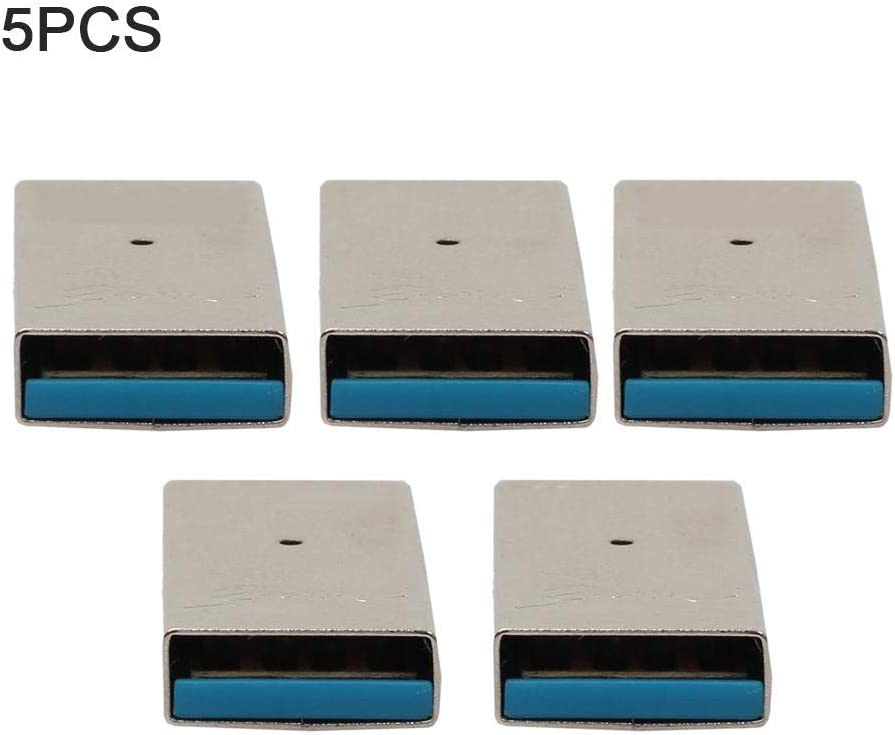 5 pcs Card Reader USB 2.0 Memory Card Reader Adapter Mini Micro SD TF Card Reader Adapter 480 Mb//s for PC and Notebook Smartphones//Tablets