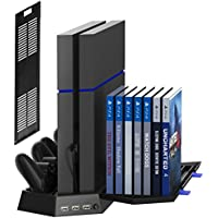 Kootek Vertical Stand for PS4 Slim/Regular Playstation 4...
