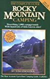 Rocky Mountain Camping, Tom Stienstra, 0935701265