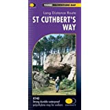 St Cuthbert's Way: XT40 Edition (Route Maps)