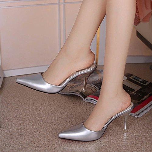 Qingchunhuangtang@ feinen und hochhackigen Schuhe und Hausschuhe Hausschuhe Hausschuhe TIPP Sandalen e270f4
