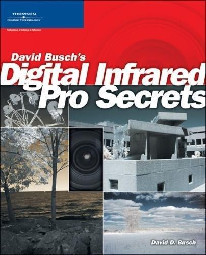 David Busch's Digital Infrared Pro Secrets (David Busch's Digital Photography Guides) by Course Technology PTR