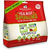Stella & Chewy'S Freeze-Dried Raw Meal Mixer Superblends Cage-Free Duck Duck Goose Recipe Grain-Free Dog Food Topper, 16 Oz Bag