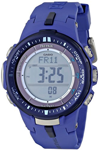 Casio PRW 3000 2BCR Digital Display Quartz