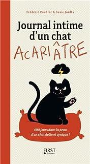 Journal intime d'un chat acariâtre, Pouhier, Frédéric