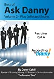 Best of Ask Danny Volume 2, Danny Cahill, 0976249014