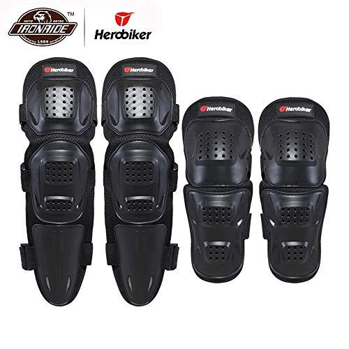 LUZE Motorcycle Protective Kneepad - Motocross Off-Road Elbow