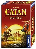 KOSMOS Catan 693732 - Brettspiel, Catan - Das Duell