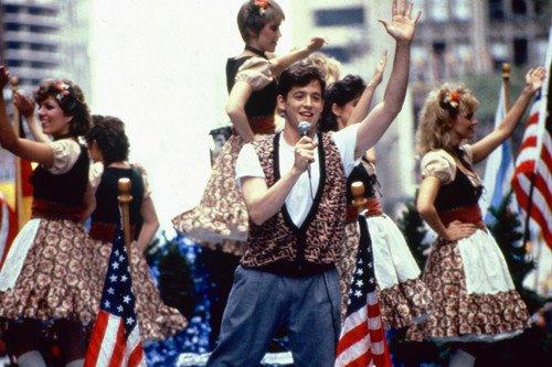 Ferris Buellers Halloween Costume Vest