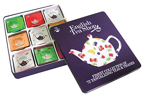 English Tea Shop Assorted Super Fruits Gift Box, 72 Tea Bags by English Tea Shop (Image #3)