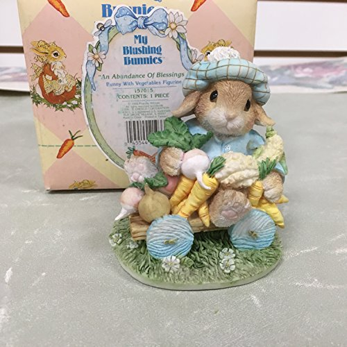 "My BLUSHING BUNNY "" An Abundance of Blessings"" 157015"