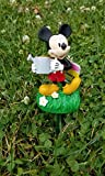 8 Inch Disney Mickey Mouse with Watering Can Pot Stake