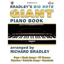 Bradley's Big Note Giant Piano Book