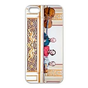 iPhone 5 5s Phone Case Covers White Altenberg TrioH6007723