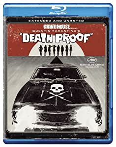 Death Proof (Extended and Unrated Edition) [Blu-ray]