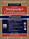 CompTIA Network+ Certification All-In-One Exam Guide (Exam N10-005), Premium Fifth Edition, Meyers, Michael, 0071833714