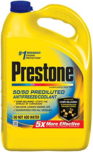 Prestone AF2100 Extended Life 50/50 Antifreeze - 1 Gallon (93 Chrysler New Yorker Salon)